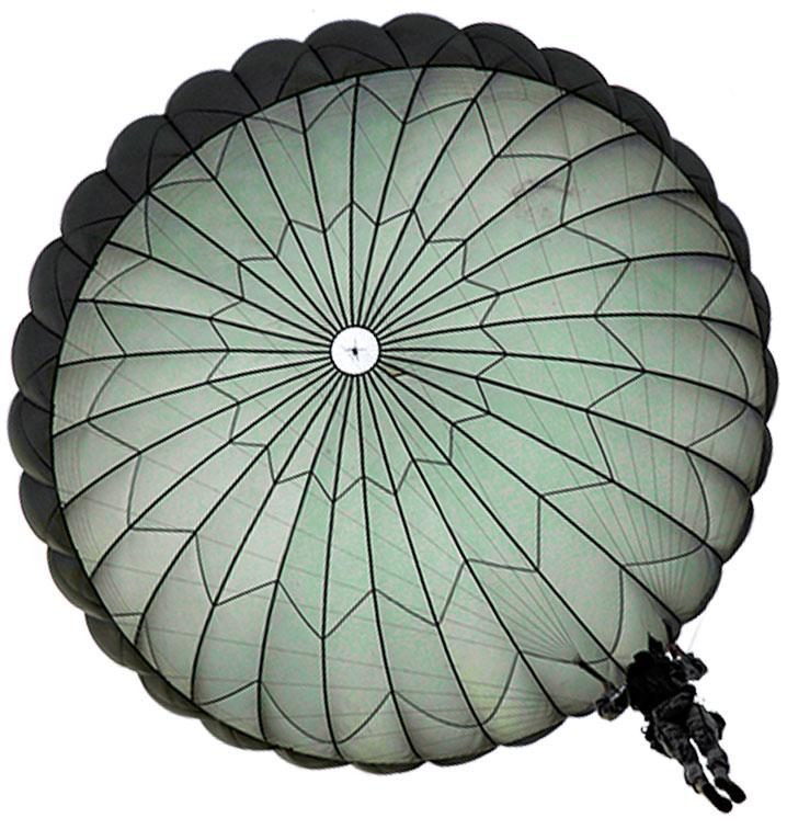 Chute Systems parachuter